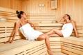 Картинка сауна, полотенце, жарко, девушки, hot girls, Sauna