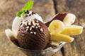 Картинка chocolate, шоколад, dessert, десерт, sweet, ice cream, мороженое