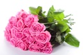 Картинка pink, flowers, beautiful, bouquet, roses