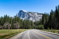 Картинка USA, США, California, Yosemite Valley, Национальный парк Йосемити, Yosemite National Park, Хаф-Доум