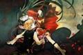 Картинка взгляд, розы, кролик, alice, pandora hearts, Сердца пандоры