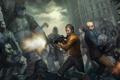 Картинка оружие, зомби, бойцы, выстрелы, Counter Strike Online