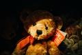 Картинка игрушка, медведь, бант