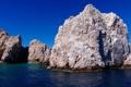 Картинка небо, камни, скалы, Океан