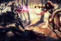 Картинка Warcraft, diablo, Demon Hunter, Sylvanas, Heroes of the Storm, Valla