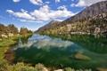 Картинка пейзаж, озеро, Gilbert Lake