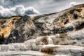 Картинка природа, пейзаж, Yellowstone National Park