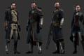 Картинка игра, Орден, персонажи, PlayStation 4, The Order 1886, Ready at Dawn