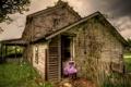 Картинка дом, настроение, девочка