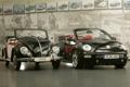 Картинка фон, чёрный, Volkswagen, Жук, фотографии, передок, and
