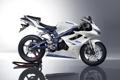 Картинка мотоцикл, moto, Triumph, Daytona, триумф, 675, дайтона