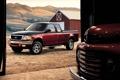 Картинка ретро, тень, амбар, ford, форд, ракурс, f-150