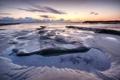 Картинка песок, море, пляж, небо