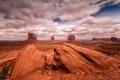 Картинка rock, cloud, usa, monument valley, colorado