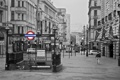 Картинка метро, Лондон, photo, photographer, вход, подземка, London