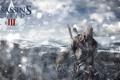 Картинка зима, winter, assassin, Connor, Конар