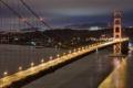 Картинка вода, мост, город